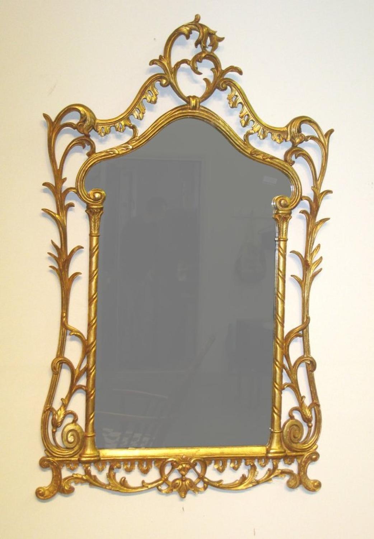 Рама для зеркала своими руками