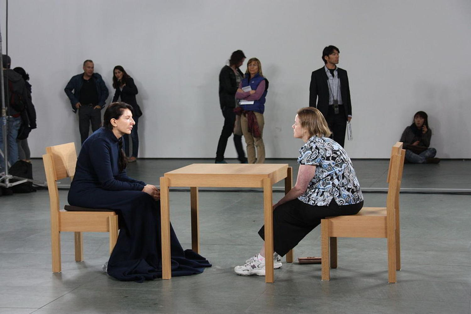 Marina abramovic piece causes uproar at california high school marina abramovic piece causes uproar at california high school artfixdaily news feed thecheapjerseys Image collections