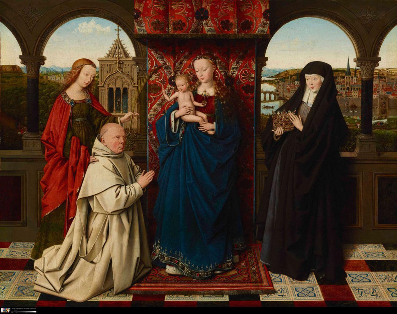 jan van eycks masterpiece The complete works of jan van eyck large resolution images, rating, ecard, download possibility.