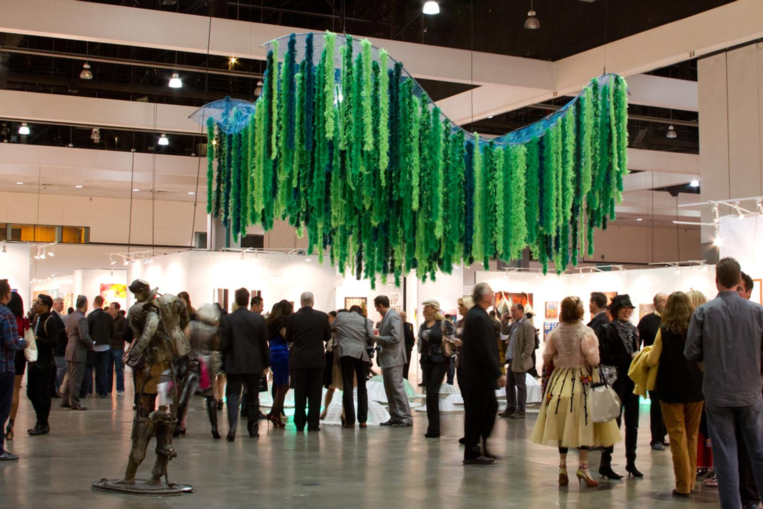 La art show issues call for galleries artwire press for Craft shows in louisiana