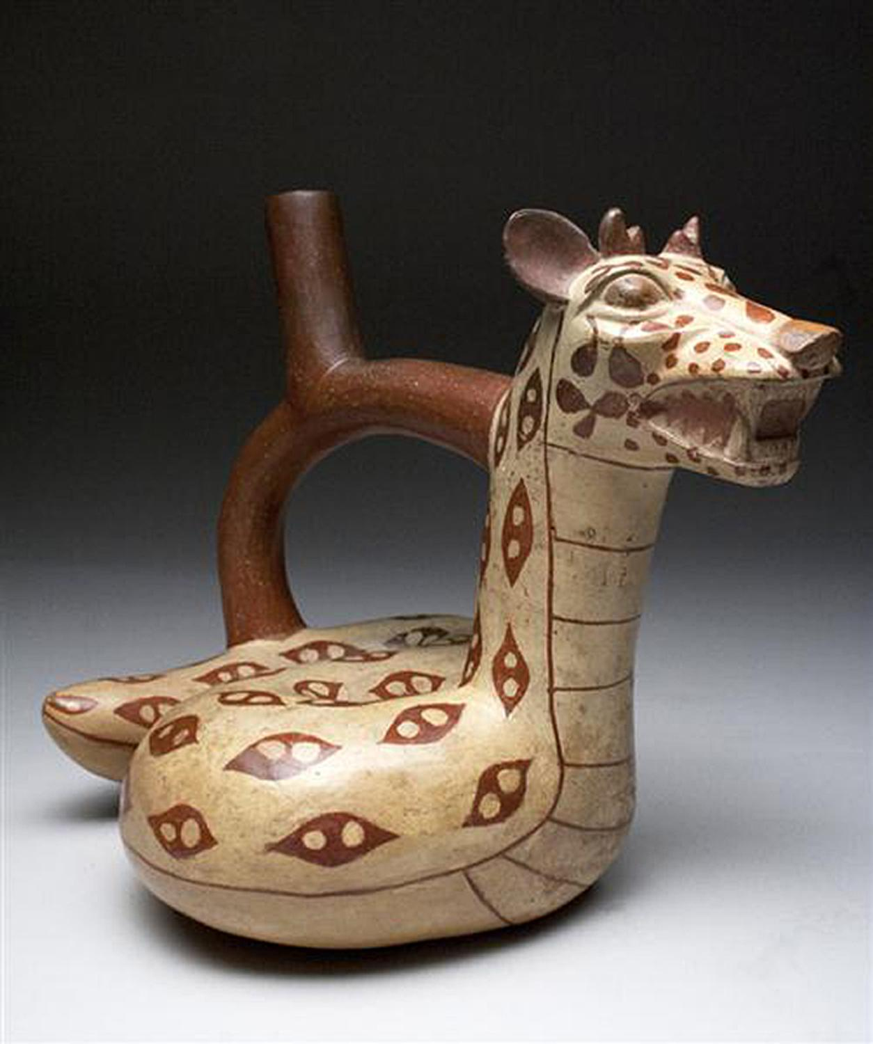 Antiquities-Saleroom to Auction Pre-Columbian Art Treasures