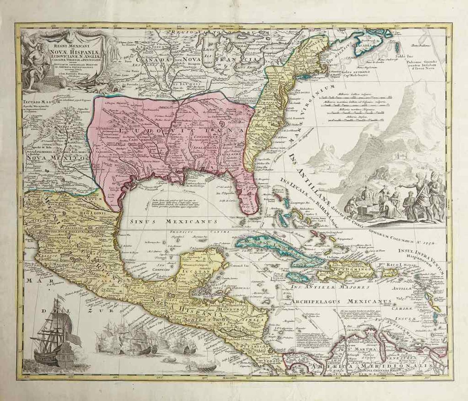 Rare, historical maps will be sold in Crescent City's two
