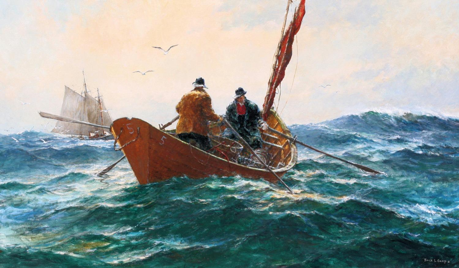 MAG To Show The Best Of Marine Art At BIFAS Nov 13-16 ...