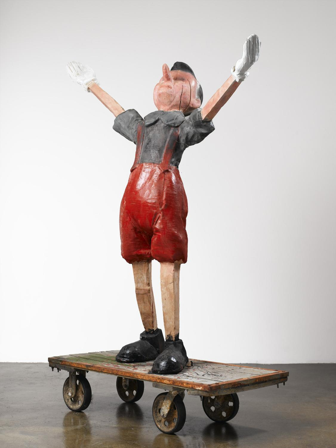 Cancel Which Membership >> Nassau County Museum of Art Presents Sculpture / Jim Dine / Pinocchio - Artwire Press Release ...