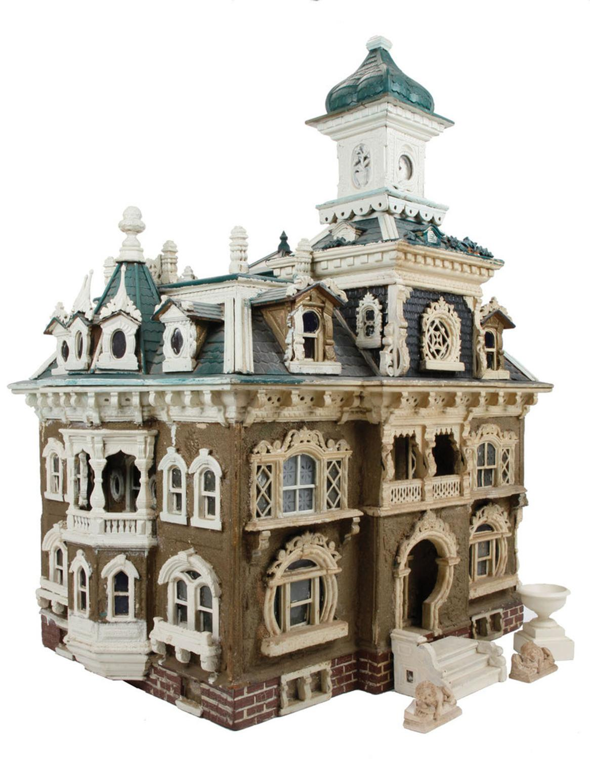 Line Art Dollhouse : Noel barrett to auction dollhouse expert s prized