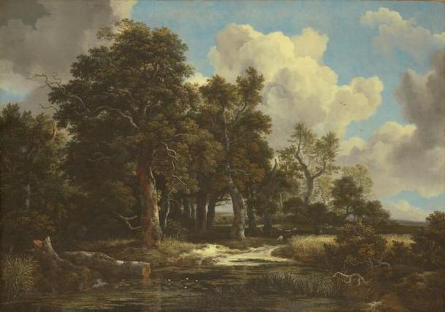 Dutch Landscape Masterpiece Acquired By Kimbell Art Museum