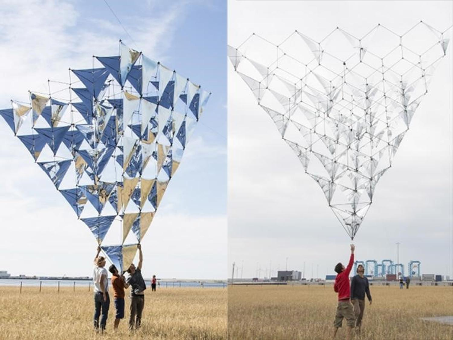 Tomás Saraceno Work Inspired By Alexander Graham Bell To Debut At Interesting In Orbit Tom%C3%A1s Saraceno