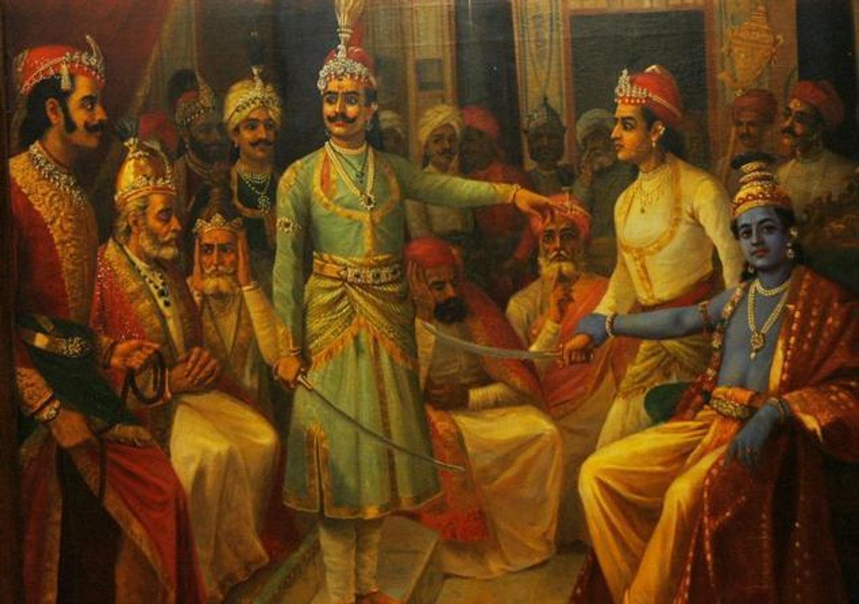 Ravi Varma Art As Enterprise In Colonial India