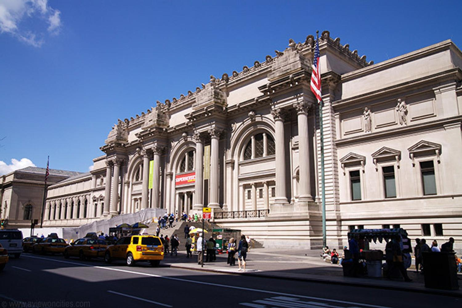The renowned Metropolitan Museum of Art has one of the greatest art collections of the world. In formation since , the Metropolitan now contains more than two million works of art from all points of the compass, ancient through modern times.