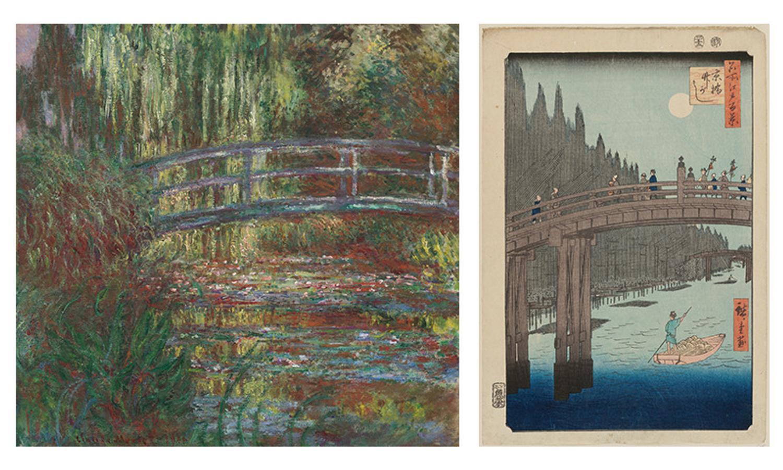 Looking East How Japan Inspired Monet Van Gogh And