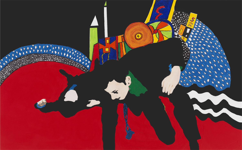 Rose Art Museum presents Rosalyn Drexler: Who Does She ...
