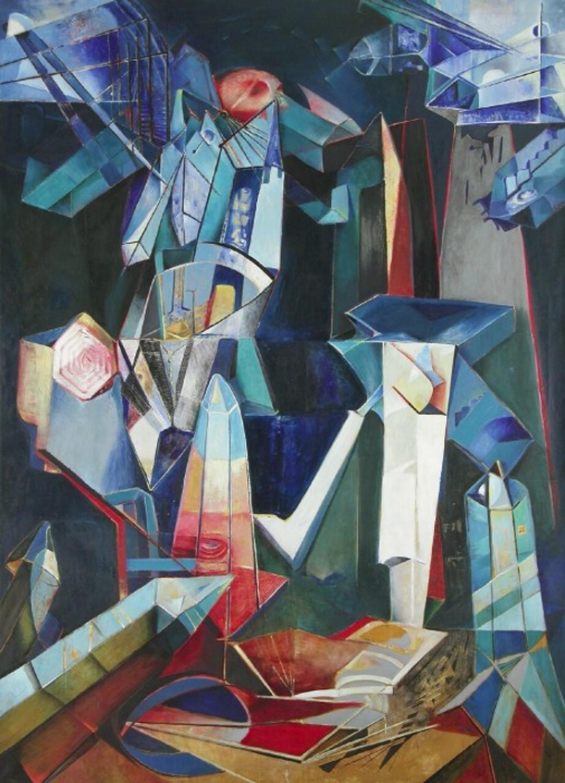Weinstein Gallery announces Enrico Donati - Prima Materia