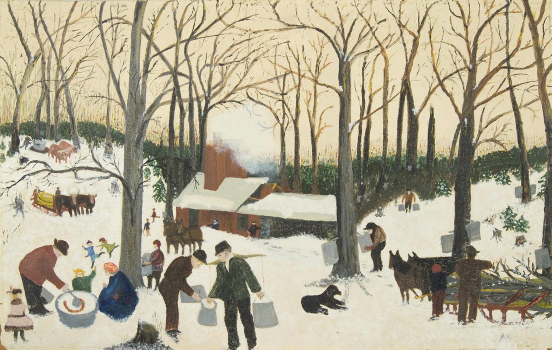 Major Exhibition 'Rural Modern: American Art Beyond The