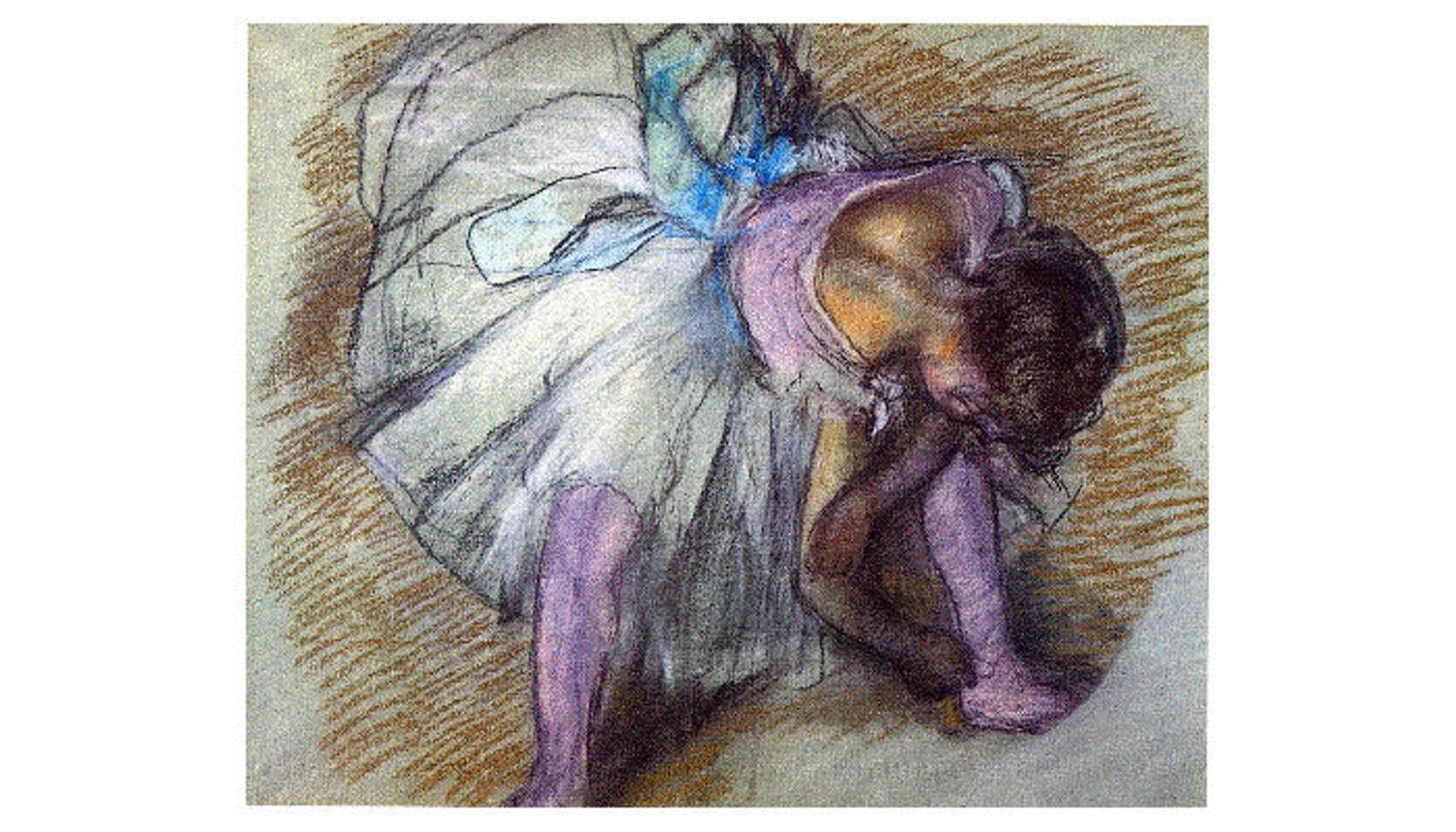 A 7 6 Million Degas Painting Stolen From Cyprus Residence