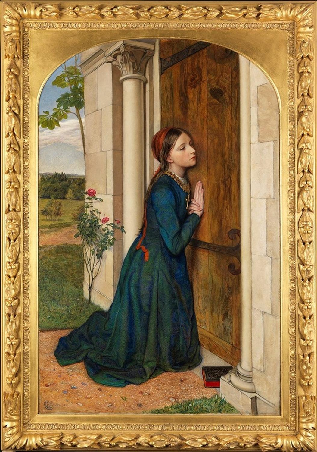 A Pre Raphaelite Discovery At The Maas Gallery Artwire