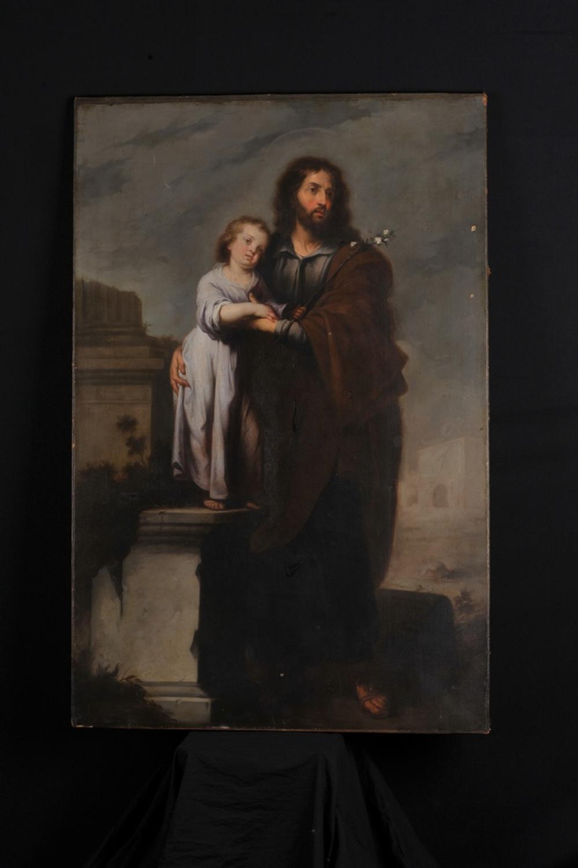 Renaissance Paintings Undocumented Spanish O...