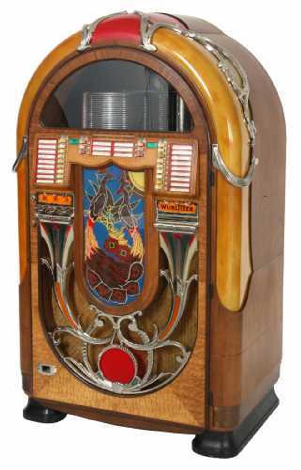 Vintage Jukeboxes For 112