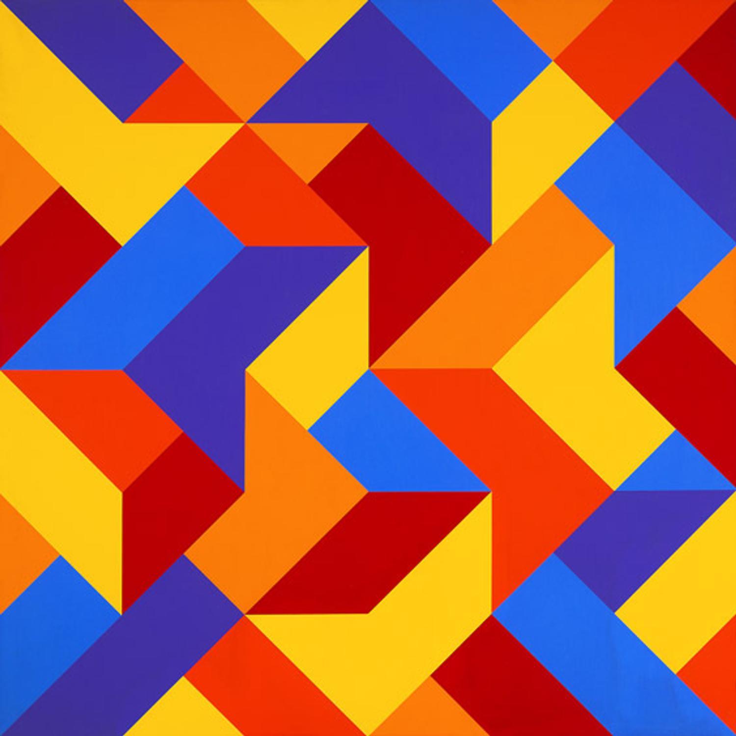 karl benjamin and the evolution of abstraction 1950 1980   artwire