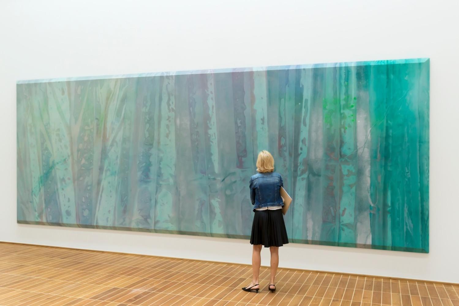 Kunstmuseum Basel Presents Dual Exhibitions on Sam Gilliam ...