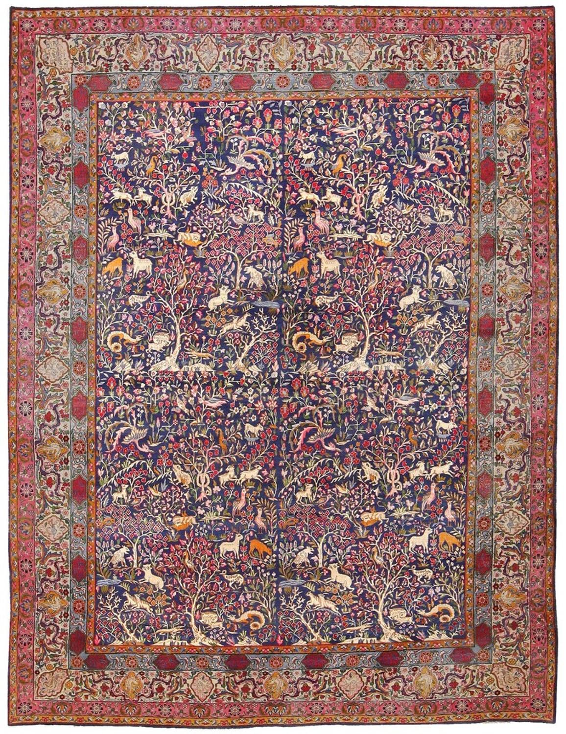 Wednesday Wishlist Antique Garden Of Paradise Persian