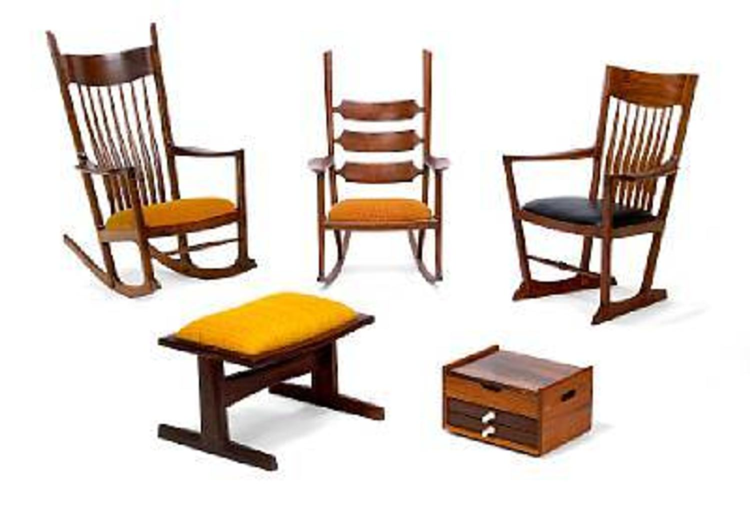Design of the century personal collection of john nyquist to highlight fall auction of 20th century furniture decorative arts