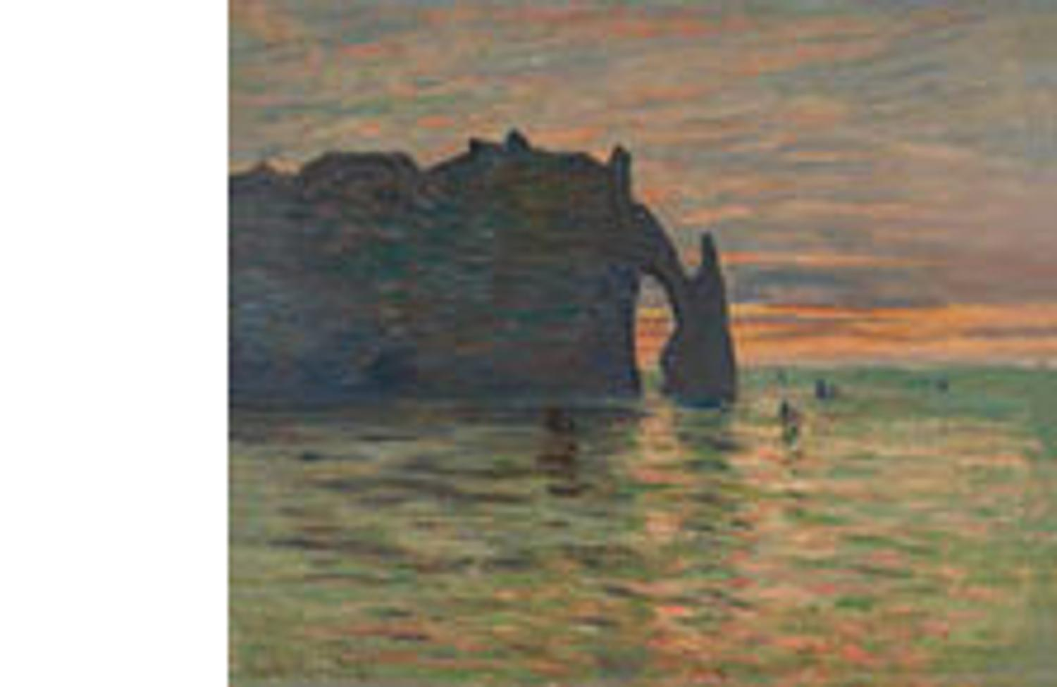 Was Monet the father of Abstract Expressionism