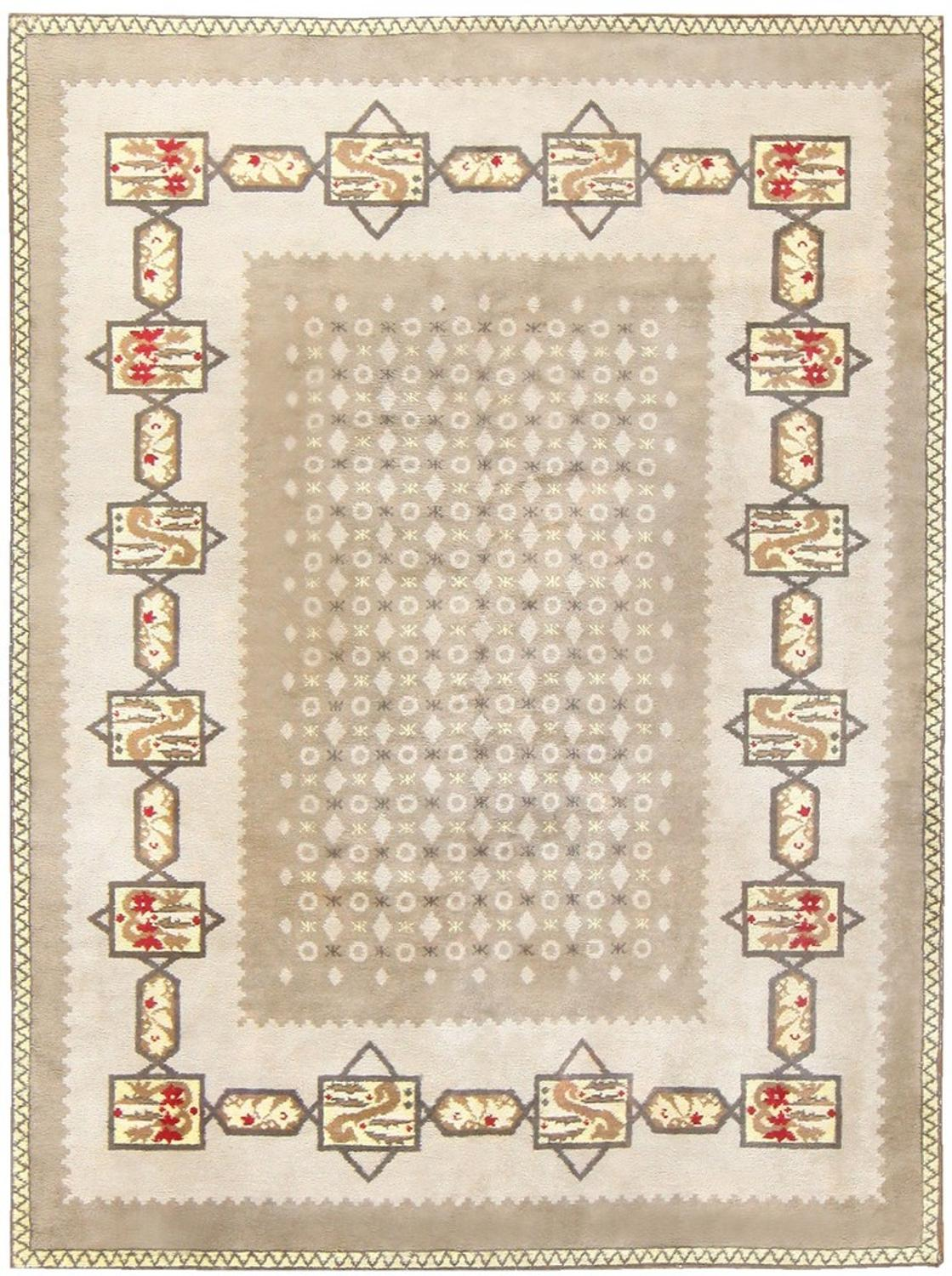 The House Of Leleu A Legacy Of French Rug Design At