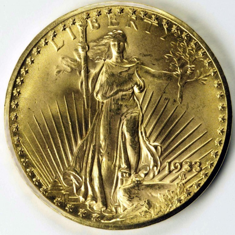 Family Fights U S Treasury Over Rare Double Eagle Coins