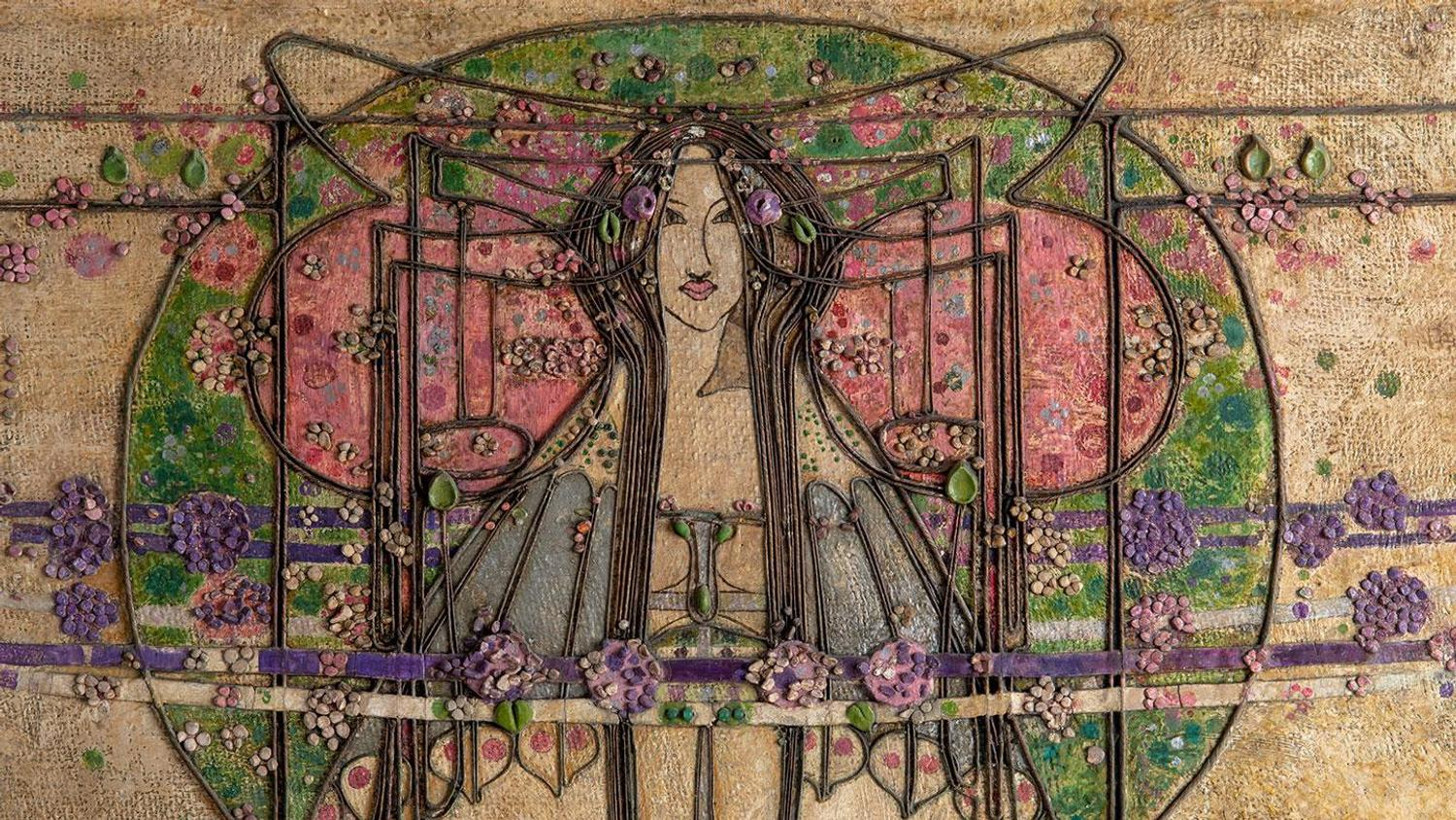 'Designing the New: Charles Rennie Mackintosh and the