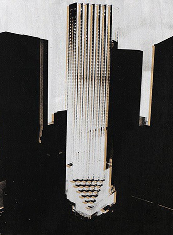 Looking Back At Warhol S Trump Tower Artfixdaily News Feed