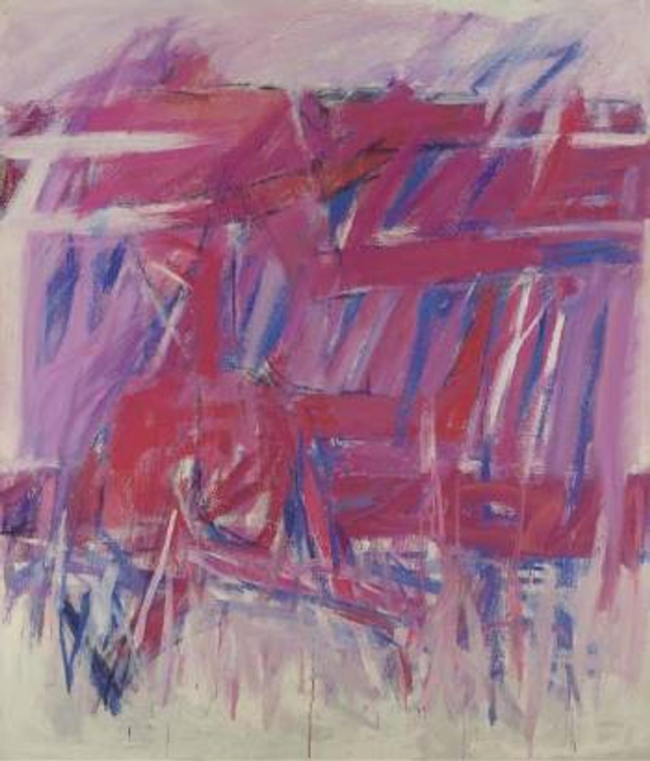 Insinuating Brushwork Abstract Expressionist Jack Tworkov