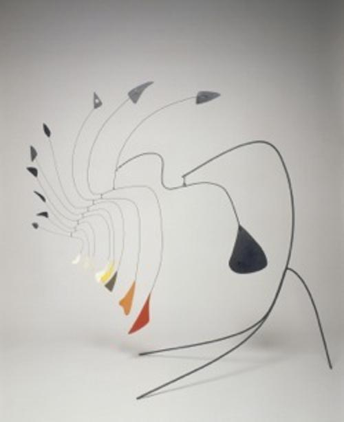 Alexander Calder, Little Spider, ca.  1940, photo © Kunstsammlung NRW