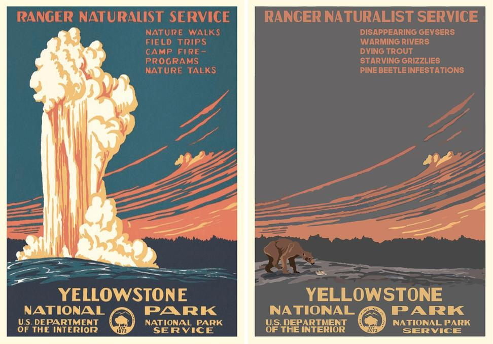 Hannah Rothstein, National Parks 2050
