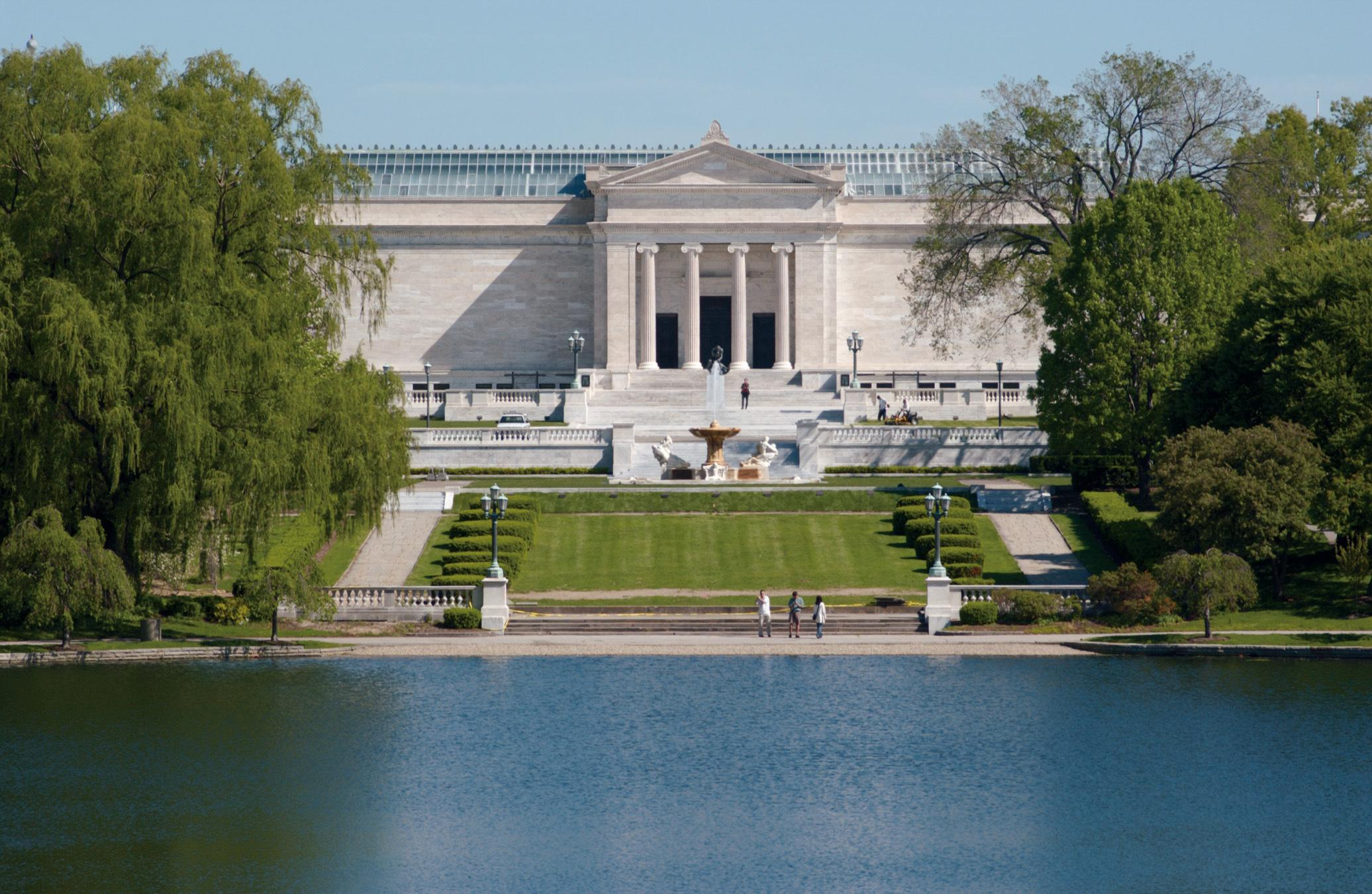 Cleveland Museum Of Art: Cleveland Museum Of Art Director Abruptly Resigns