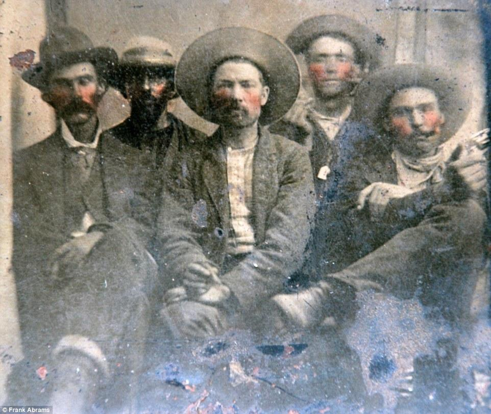 Two Dollar Picture Of Billy The Kid