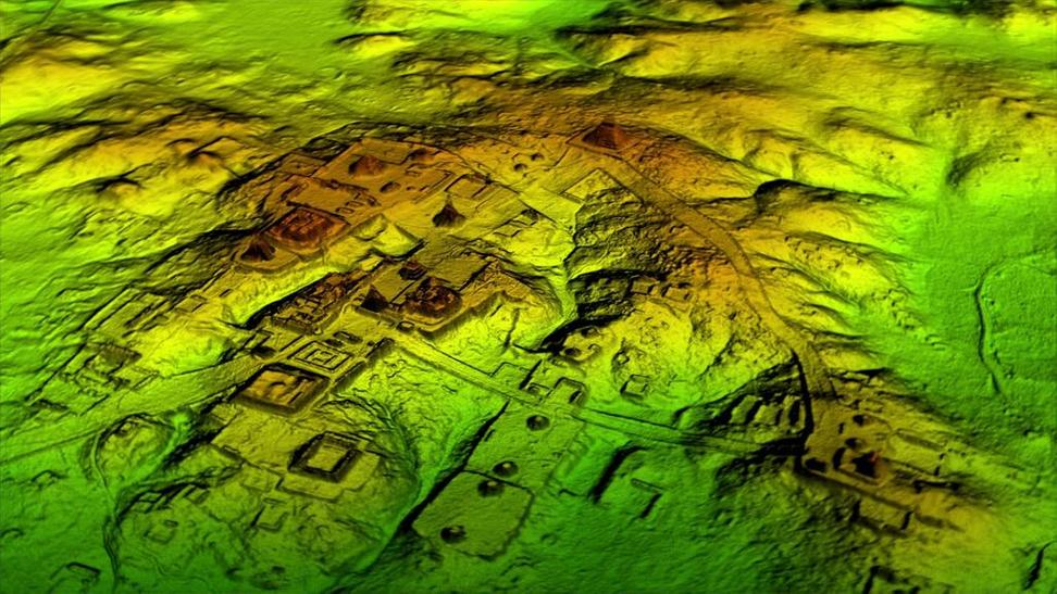 Guatemala's Maya society revealed under a forest canopy by LiDAR