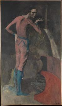 Picasso's The Actor, 1904-05.