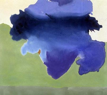 Helen Frankenthaler, Abstract Expressionist, Remembered ...