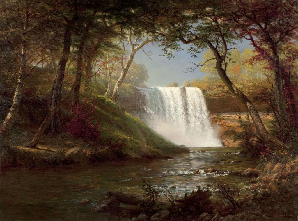 American Masterpieces From The Batten Collection At