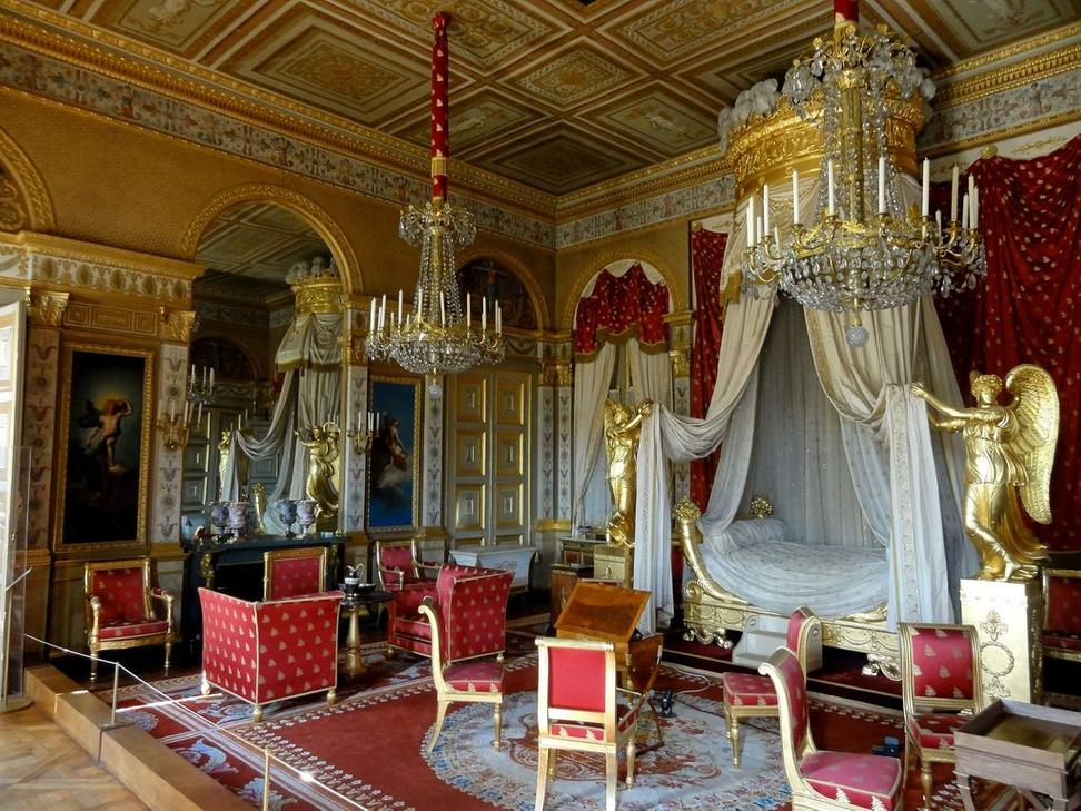 Versailles, interior view.