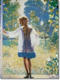 Pennsylvania Impressionist Daniel Garber's 1915 painting, Tanis, was reportedly removed from the Westervelt-Warner Museum of American Art.