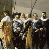 Militia Company of District XI under the Command of Captain Reynier Reael, Known as 'The Meagre Company', Frans Hals, 1637