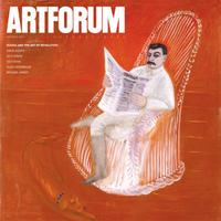 Cover of Artforum