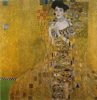 Christie's sold this Gustave Klimt portrait of Adele Bloch-Bauer privately in 2006 for a reported $135 million (Neue Galerie New York)