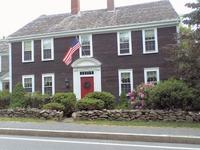 Crocker Tavern House is a Georgian-style gem for sale on Cape Cod.