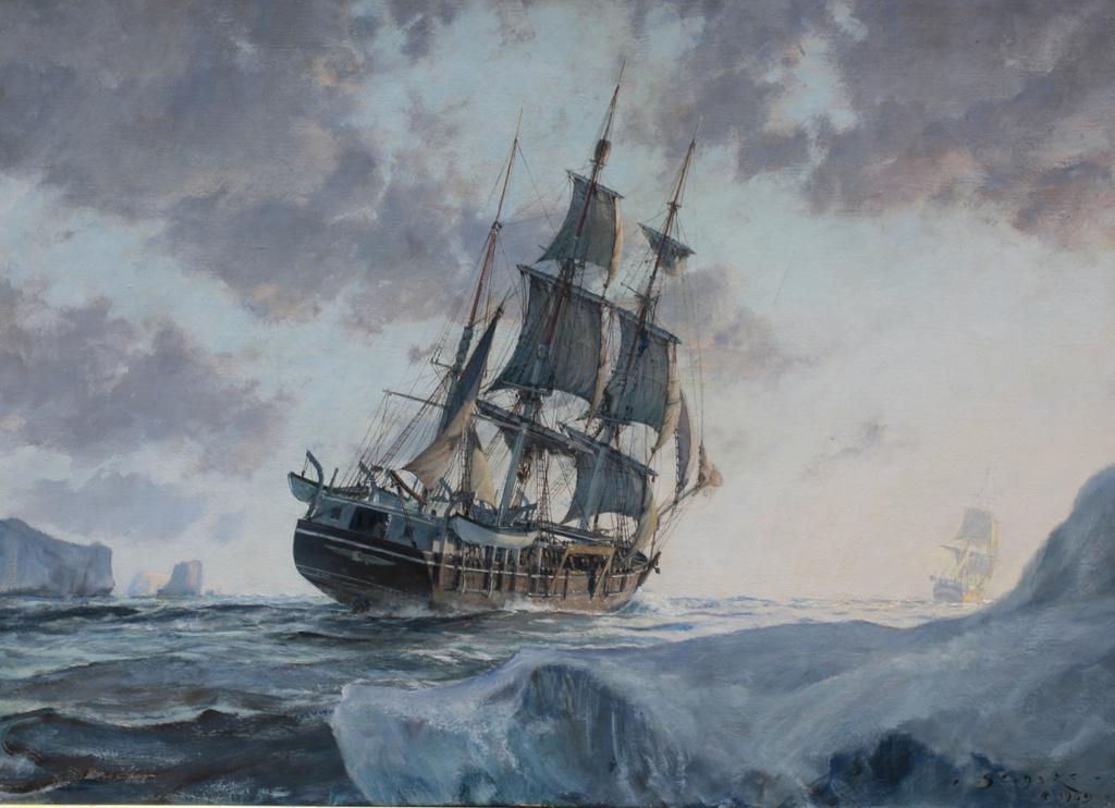 marine arts gallery celebrates 44 years of selling fine art at salem