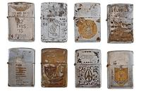 Vietnam Zippo Lighter Collection - estimate $30,000/50,000