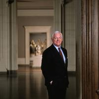 National Gallery of Art Director Earl A.  Powell III