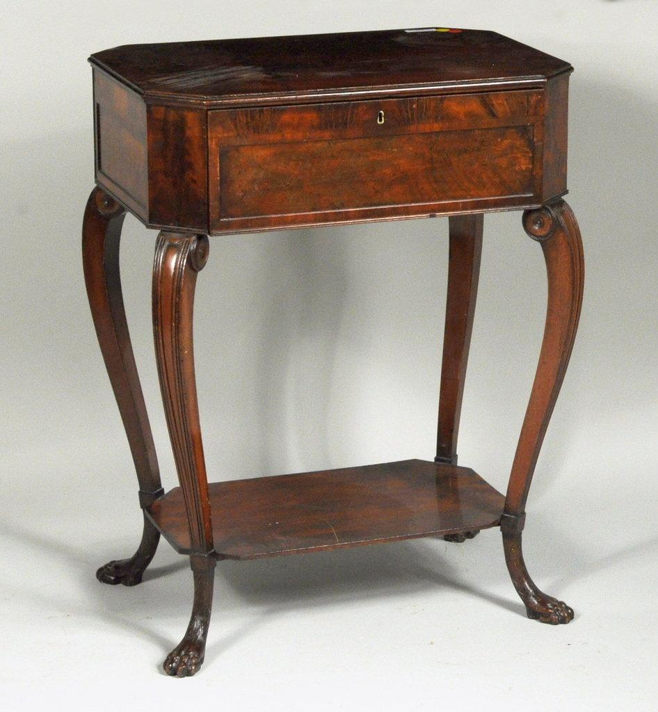 Duncan Phyfe Federal Ladies Work Table