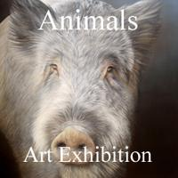 The Animals Art Exhibition - www.lightspacetime.com